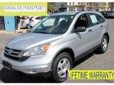 2010 Alabaster Silver Metallic Honda CR-V LX AWD #64611576