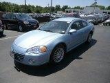 2004 Chrysler Sebring Light Blue Pearl