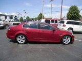 2009 Sport Red Metallic Pontiac G8 GT #64612110