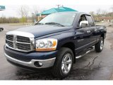 2006 Atlantic Blue Pearl Dodge Ram 1500 SLT Quad Cab 4x4 #64612069