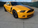 2013 Ford Mustang Boss 302 Data, Info and Specs