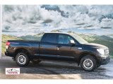 2010 Black Toyota Tundra TRD Rock Warrior Double Cab 4x4 #64611481