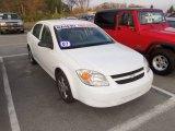2007 Summit White Chevrolet Cobalt LS Sedan #64611458