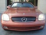designo Copper Metallic Mercedes-Benz SLK in 2000