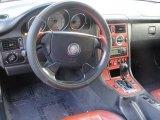 2000 Mercedes-Benz SLK 230 Kompressor Roadster Copper/Charcoal Interior