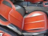 2000 Mercedes-Benz SLK 230 Kompressor Roadster Front Seat