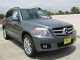 2012 Sapphire Grey Metallic Mercedes-Benz GLK 350 #64663574