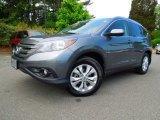 2012 Polished Metal Metallic Honda CR-V EX-L #64664359