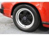 Porsche 911 1983 Wheels and Tires