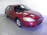 2006 Sport Red Metallic Chevrolet Impala LS #64664303
