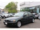 2004 Oxford Green Metallic BMW 3 Series 325xi Sedan #64663371
