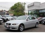 2007 Titanium Silver Metallic BMW 3 Series 328xi Coupe #64663370