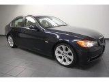 2008 Monaco Blue Metallic BMW 3 Series 335i Sedan #64664234