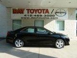 2012 Attitude Black Metallic Toyota Camry SE #64663337