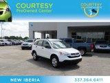 2009 Taffeta White Honda CR-V LX #64664964