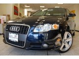 2008 Deep Sea Blue Pearl Effect Audi A4 3.2 Quattro S-Line Sedan #6466463