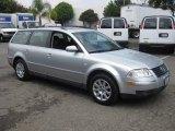 2003 Reflex Silver Metallic Volkswagen Passat GLS Wagon #64663282