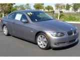 2009 Space Grey Metallic BMW 3 Series 335i Coupe #64663269