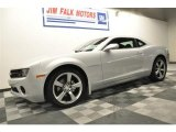 2010 Silver Ice Metallic Chevrolet Camaro LT/RS Coupe #64664912