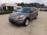 2011 Sterling Grey Metallic Ford Explorer XLT #64664181