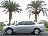 2002 Satin Silver Metallic Honda Accord LX Sedan #64663260