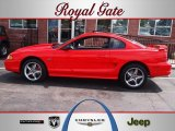 1994 Rio Red Ford Mustang GT Coupe #64663251