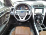 2011 Ford Explorer Limited Dashboard