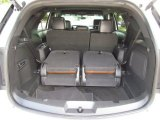 2011 Ford Explorer Limited Trunk