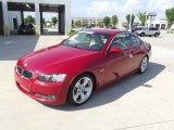 2007 Crimson Red BMW 3 Series 335i Convertible #64664104