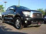 2008 Black Toyota Tundra Limited CrewMax 4x4 #64663205