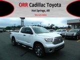 2012 Super White Toyota Tundra TSS Double Cab #64664075