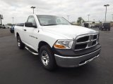 2012 Dodge Ram 1500 ST Regular Cab 4x4 Data, Info and Specs