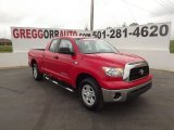 2009 Radiant Red Toyota Tundra Double Cab #64664065