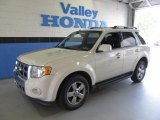 2009 White Suede Ford Escape Limited V6 4WD #64663171