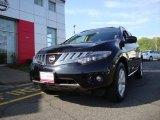 2009 Super Black Nissan Murano SL AWD #64664037