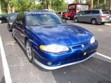 2003 Superior Blue Metallic Chevrolet Monte Carlo SS Jeff Gordon Signature Edition #64663116