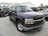 2004 Dark Blue Metallic Chevrolet Tahoe LS 4x4 #64664007