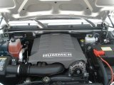 2009 Hummer H3 Alpha 5.3 Liter OHV 16V Vortec V8 Engine