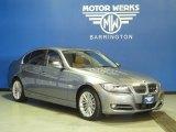 2011 Space Gray Metallic BMW 3 Series 335i xDrive Sedan #64663067