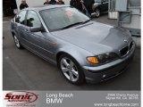 2004 Silver Grey Metallic BMW 3 Series 330i Sedan #64663956