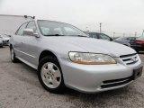 2002 Satin Silver Metallic Honda Accord EX V6 Sedan #64663050