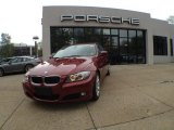 2011 Vermillion Red Metallic BMW 3 Series 328i xDrive Sedan #64664647
