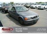 2000 Steel Grey Metallic BMW 3 Series 328i Sedan #64663021