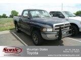 1994 Dodge Ram 1500 Dark Montego Blue Pearl