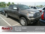 2010 Pyrite Brown Mica Toyota Tundra Limited CrewMax 4x4 #64663004