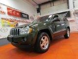 2006 Jeep Green Metallic Jeep Grand Cherokee Limited 4x4 #64664620
