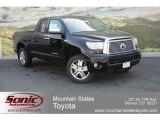 2012 Black Toyota Tundra Limited Double Cab 4x4 #64662964