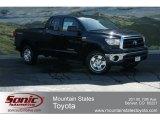 2012 Black Toyota Tundra TRD Double Cab 4x4 #64662963