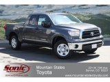 2012 Magnetic Gray Metallic Toyota Tundra Double Cab 4x4 #64662961