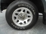 Mazda B-Series Truck 2002 Wheels and Tires